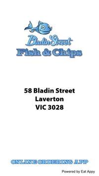Bladin Street Fish & Chips poster