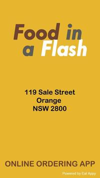 Food In A Flash poster