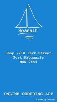 Seasalt Cafe & Restaurant poster