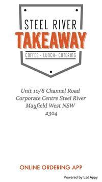 Steel River Takeaway poster