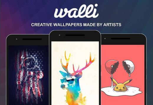 Walli - HD Wallpapers & Backgrounds poster