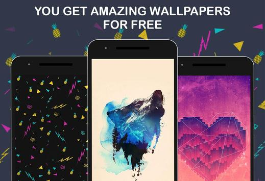 Walli - 4K, HD Wallpapers & Backgrounds apk screenshot