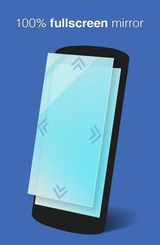 Fullscreen Mirror App poster