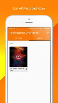Recorder – Screen Recorder & Video Editor screenshot 2