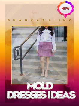 Mold Dresses ideas screenshot 1