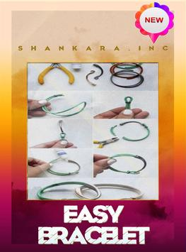 Easy bracelet tutorials apk screenshot