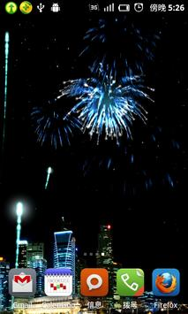 Free 3D Real Fireworks - LWP poster