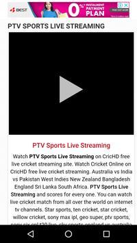 Asia Cup Live 2018 screenshot 4