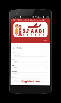 Shaadi Abroad Matrimonial screenshot 2
