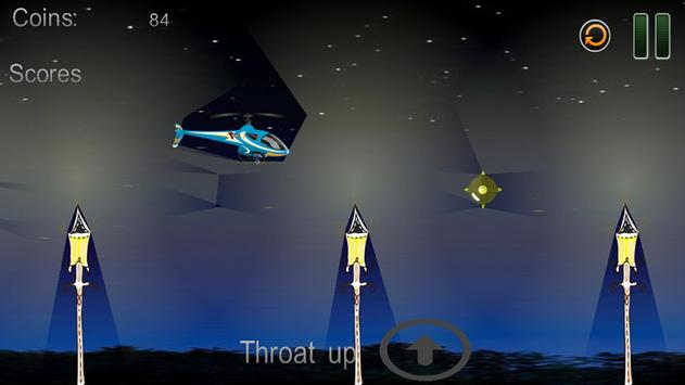 The Helicopter Down apk screenshot