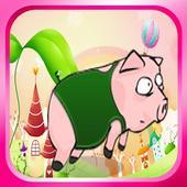 My piggy pets icon