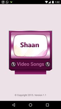 Shaan Video Songs poster