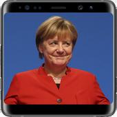 Angela Merkel Lock Screen icon