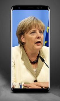 Angela Merkel Lock Screen screenshot 1