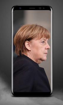 Angela Merkel Lock Screen screenshot 2
