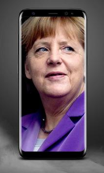 Angela Merkel Lock Screen screenshot 4