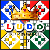 Ludo Kingdom 3D icon