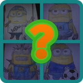 Guess the Picture Minions icon