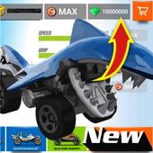 Pro Hot wheels race off newguide icon