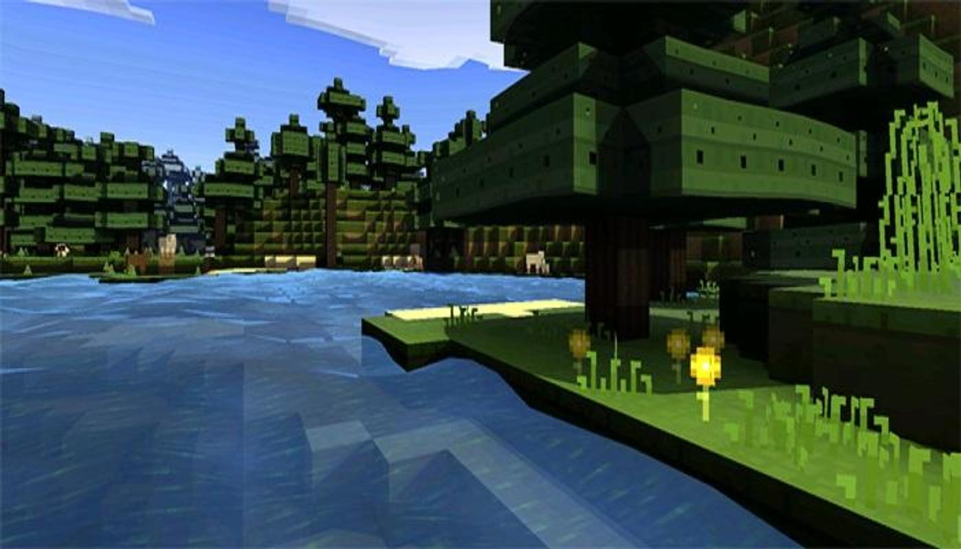 Shaders for Minecraft PE MCPE Texture Packs for Android - APK Download