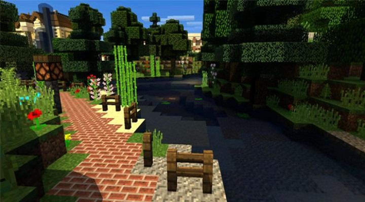 Minecraft pe shaders texture pack free download | Download