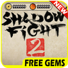 Cheats Shadow Fight 2 for Free Gems prank ! icon