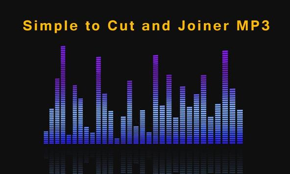 MP3 Cutter and Joiner poster