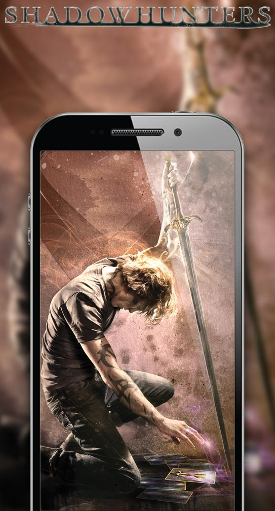 Shadowhunters Wallpapers Hd For Android Apk Download