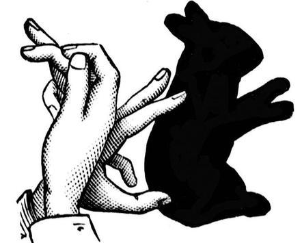 100+ Shadow Art Hand Ideas screenshot 5