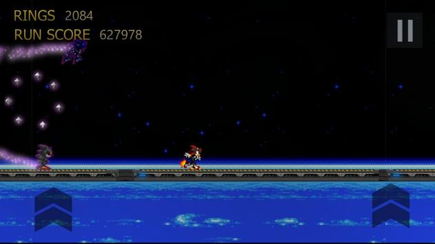 4 Schermata Shadow The Hedgehog Run