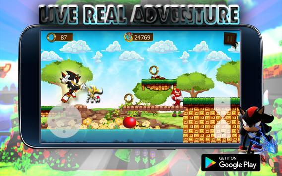 Shadow Super adventure screenshot 1