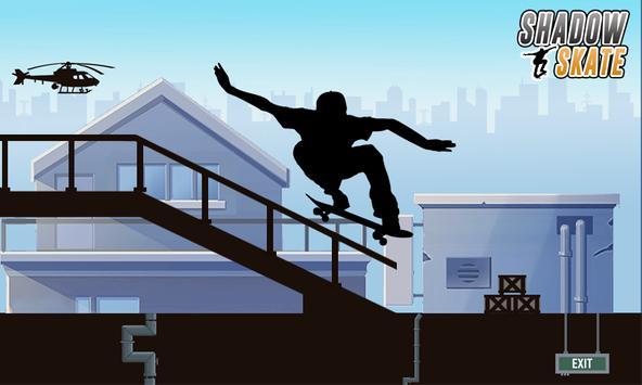 shadow vector skate apk screenshot