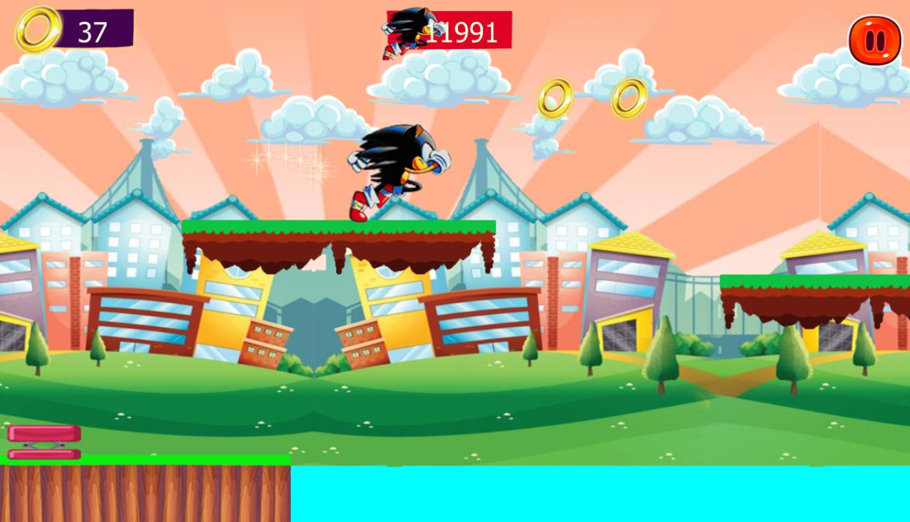 Les Aventures de Shadow Sonic for Android - APK Download