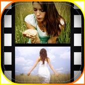 تحويل صورك إلى فيديوا بموسيقى icon