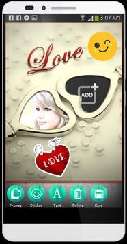 صورتك و صورة حبيبك في سلسلة screenshot 7