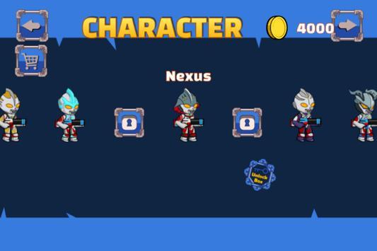 Ultra Heroes Survival apk screenshot