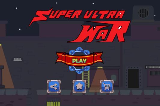 Super Ultra War poster
