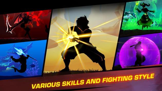 Shadow Battle 2.2 स्क्रीनशॉट 1