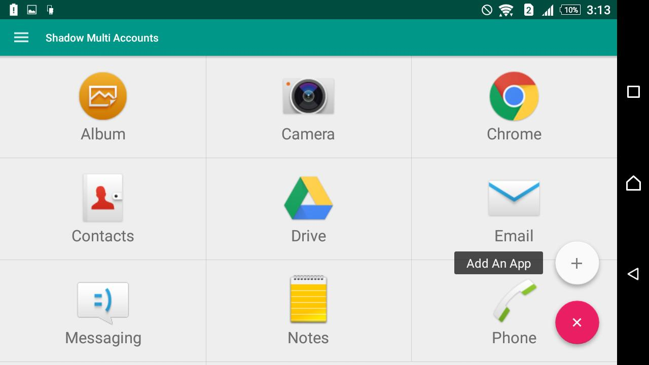 Shadow Parallel Multi Accounts for Android - APK Download