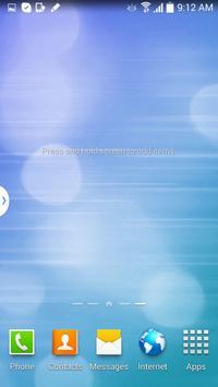 Shadow Live Wallpaper apk screenshot