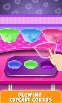 Glow In The Dark Foods! Neon Cupcakes & Glonuts screenshot 3
