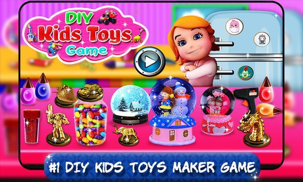 DIY Toys Making Game! Glow In the Dark DIY Crafts poster