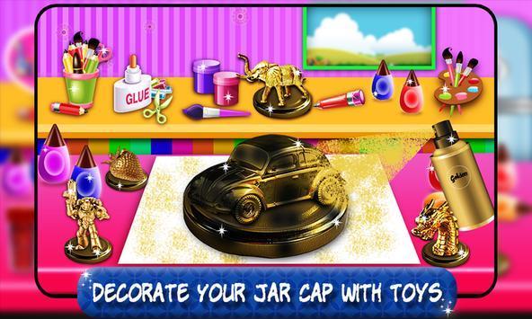 DIY Toys Making Game! Glow In the Dark DIY Crafts screenshot 2