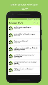 Renungan Dhuha screenshot 1