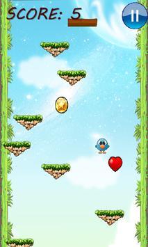 Jumping Bird poster