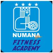 Fitness Academy (NUMANA BLU) icon