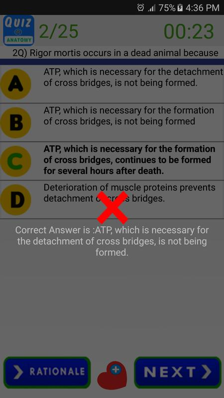 Anatomy Exam Prep For Android Apk Download