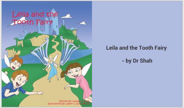 Leila and the Tooth Fairy apk screenshot