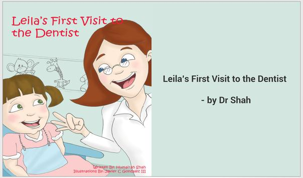 Leila's visit to the Dentist apk screenshot