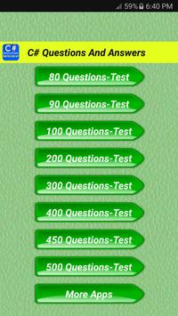 C# Questions And Answers screenshot 8